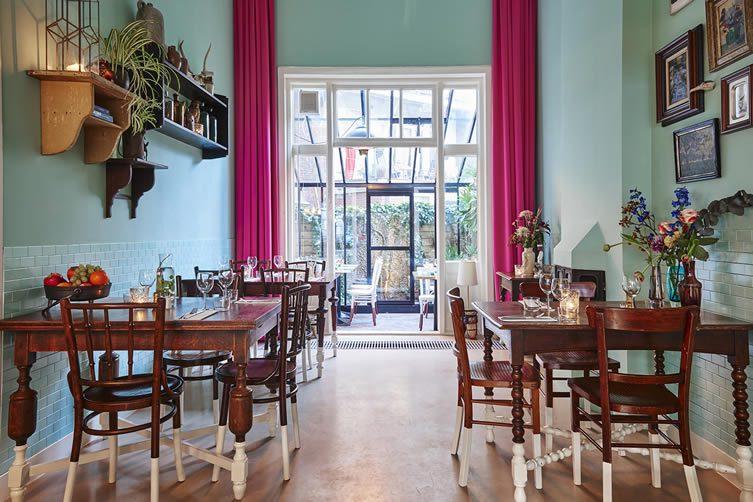 Marits Eetkamer Amsterdam Oost: Marits Huiskamerrestaurant Restaurant Amsterdam