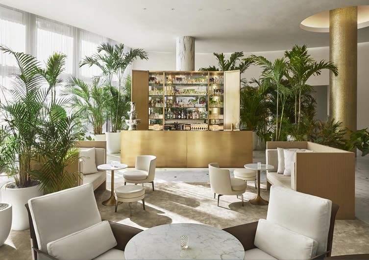 Miami Beach EDITION Lobby Bar