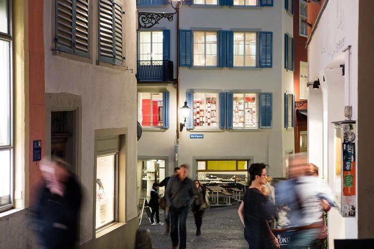 Marktgasse Hotel Zurich Exterior