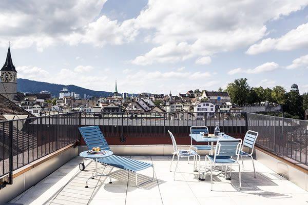 Marktgasse Hotel Terrace
