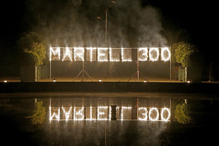 Martell Tricentenary
