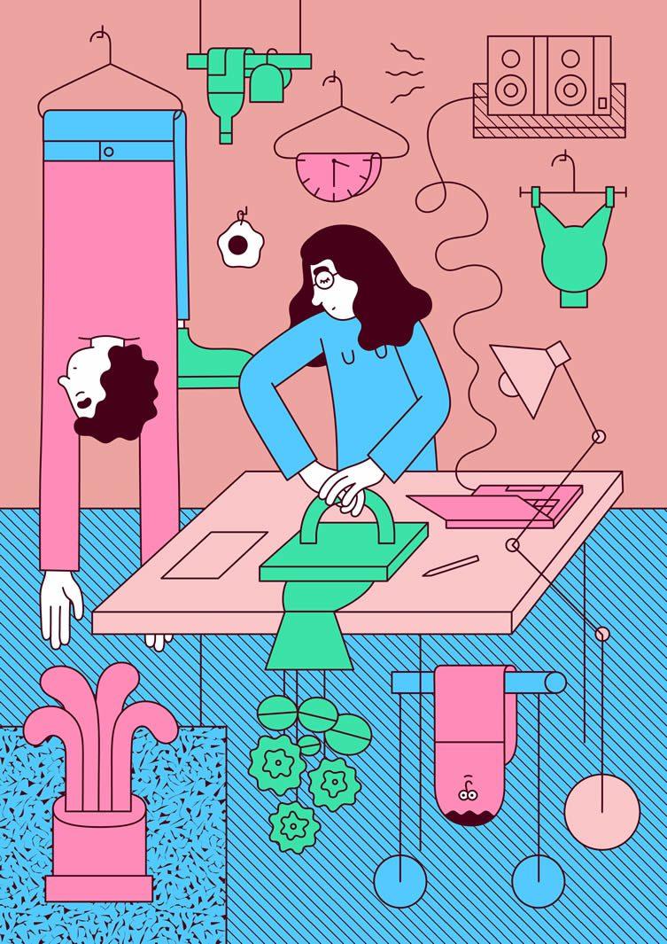 Martina Paukova Illustrations