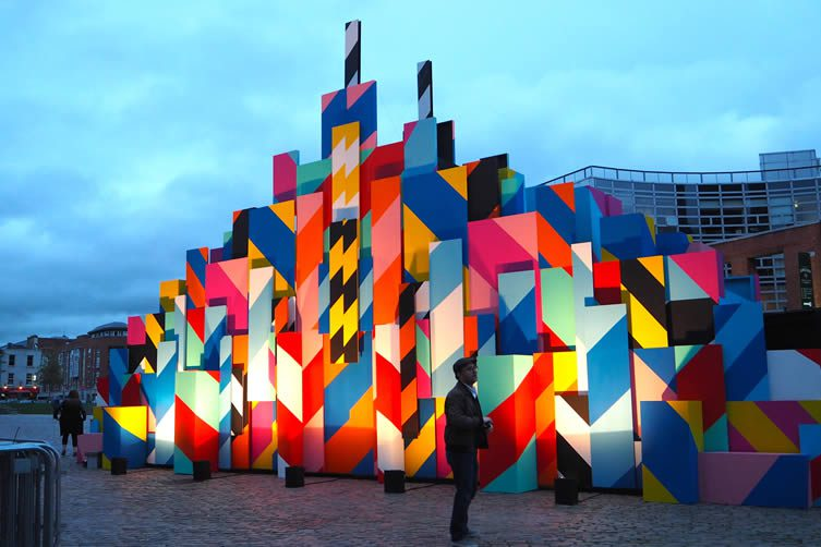 Maser, Orbiting on the Periphery