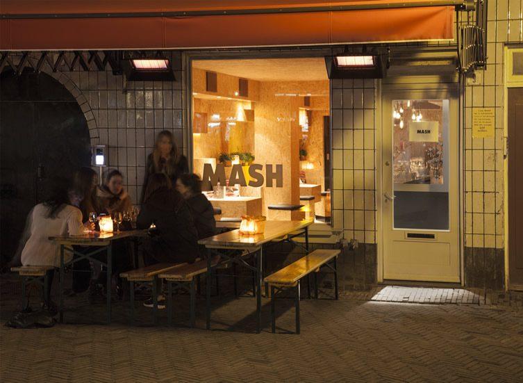 MASH — Amsterdam