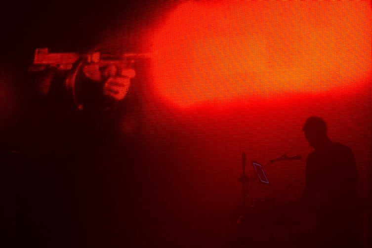 Massive Attack v Adam Curtis at Manchester International Festival