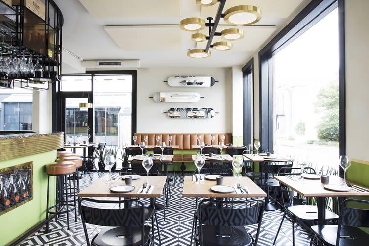Mat bar reykjavik haf studio designed bar in reykjav k iceland - Bar cuisine studio ...