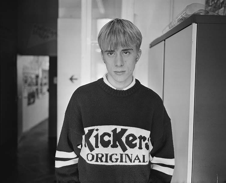 Matthew Finn, School of Art Photo Book Published by STANLEY/BARKER