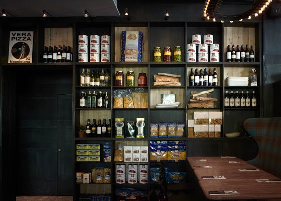 MATTO Bar & Pizzeria, Shanghai
