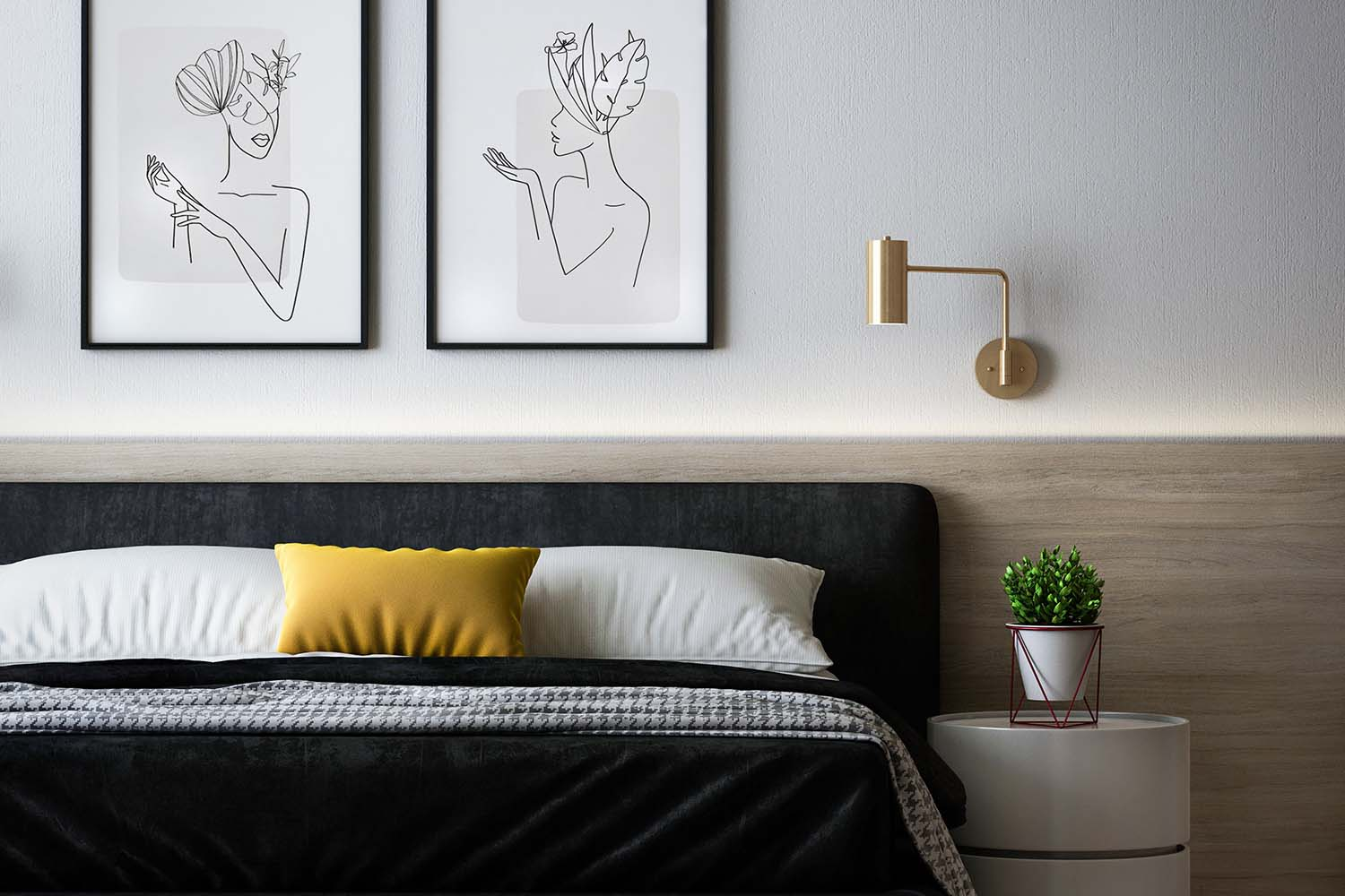 How to Step Your Bedroom Design Up with a Mattress Topper