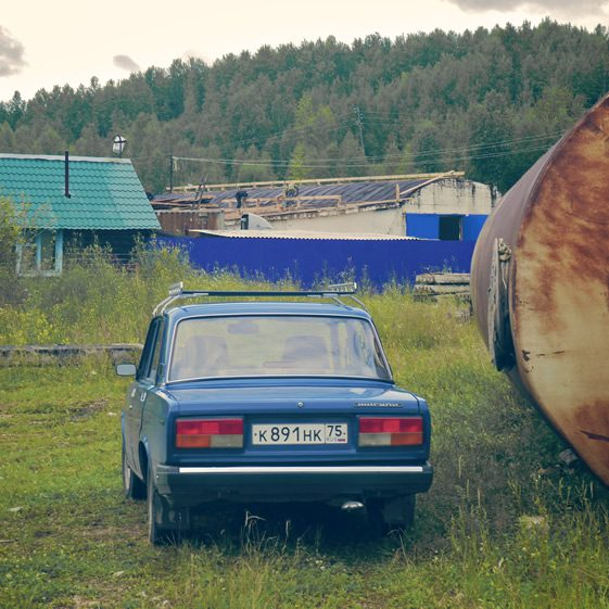 A Siberian Road Trip, Part Two