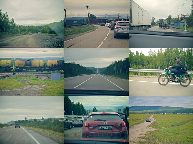 Mazda Route3, Day Two: Skovorodino to Chita