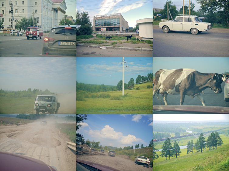 Mazda Route3, Day Three: Chita to Ulan-Ude