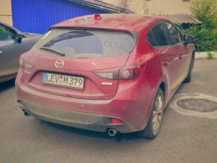 Mazda Route3, Day Four: Ulan-Ude