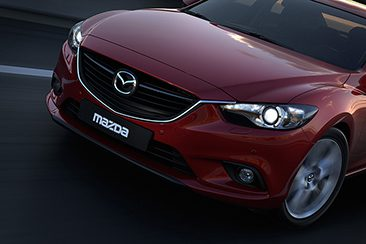 Mazda x We Heart — Think Differently