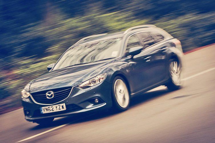 Mazda Track Day at Longcross Proving Ground