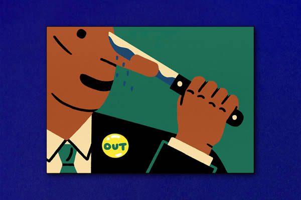 Me & EU Postcards: UK Creatives Article 50 Project