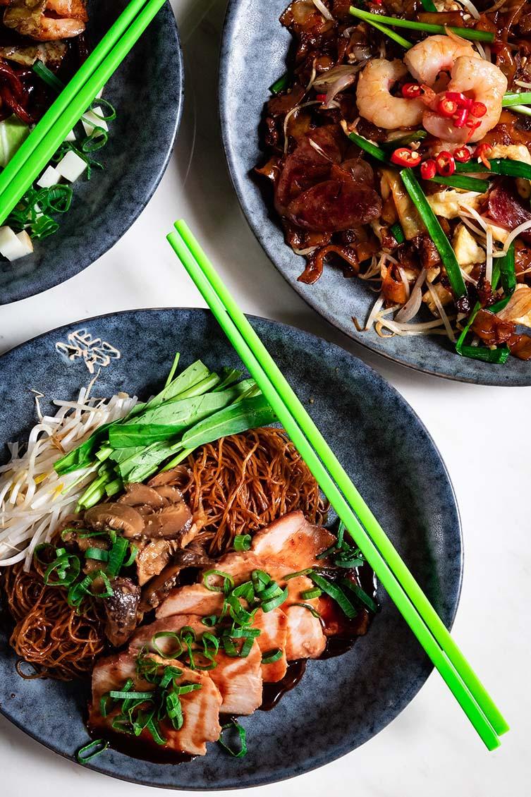 Mean Noodles Hong Kong