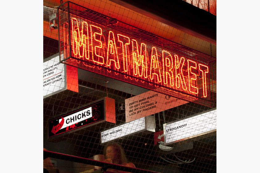 MEATmarket, Covent Garden
