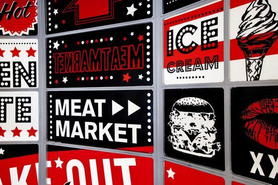 MEATmarket, Covent Garden