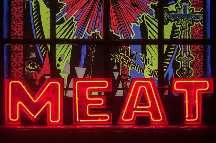 MEATmission, Hoxton