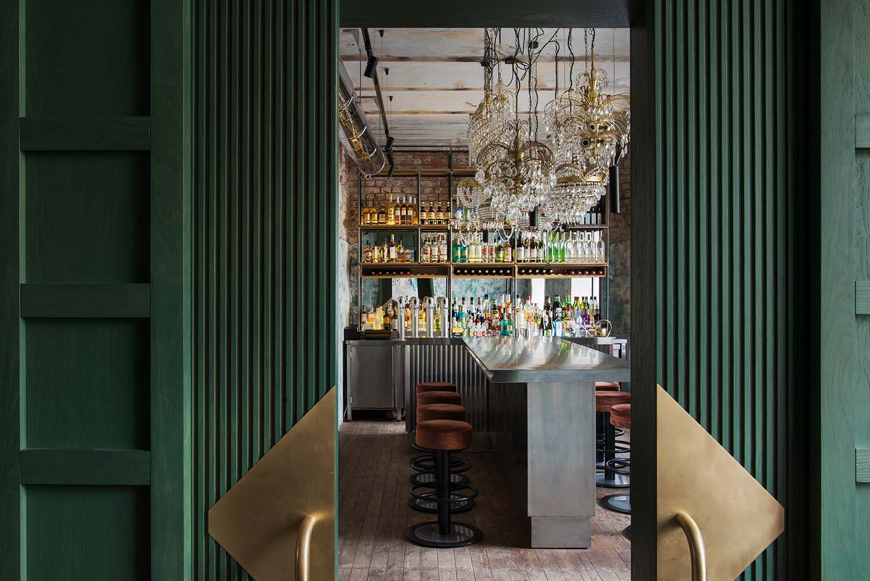 Meow Bar Moscow Designed by Polina Masiianskaia of PAUM
