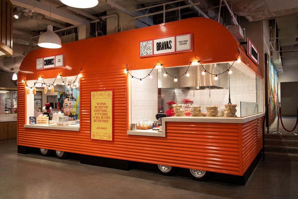 Mercado Little Spain New York From Jose Andres Ferran And