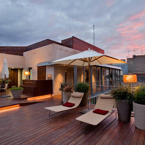 Mercer Hotel, Barcelona
