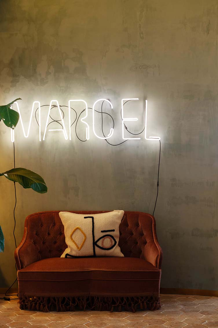 Merci Marcel Orchard Road