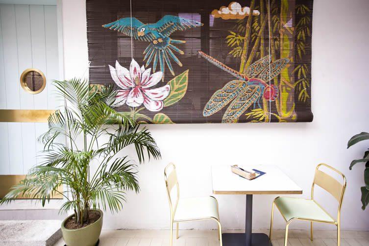 Merci Marcel Singapore, Tiong Bahru Restaurant by Hui Designs