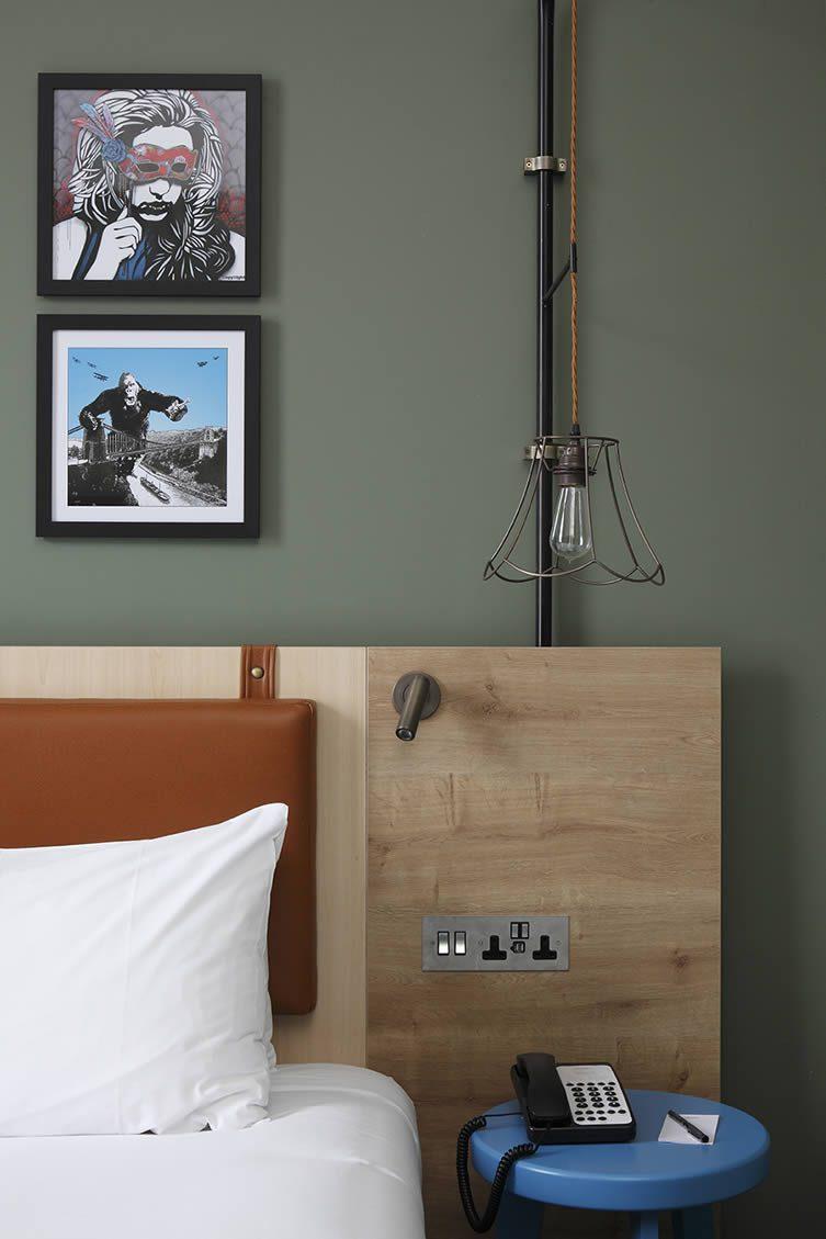 Mercure Bristol by Central Design Studio