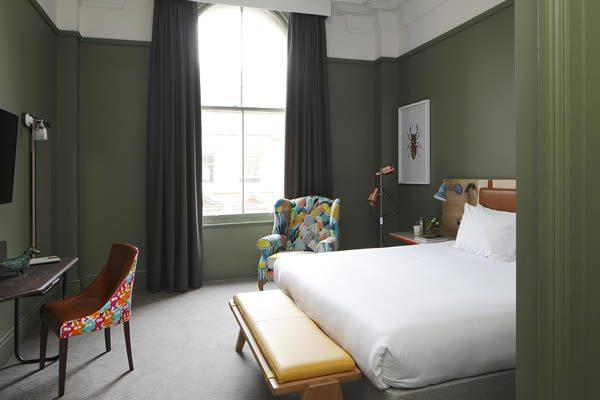 Mercure Bristol Grand Hotel, Ian Haigh / Central Design Studio