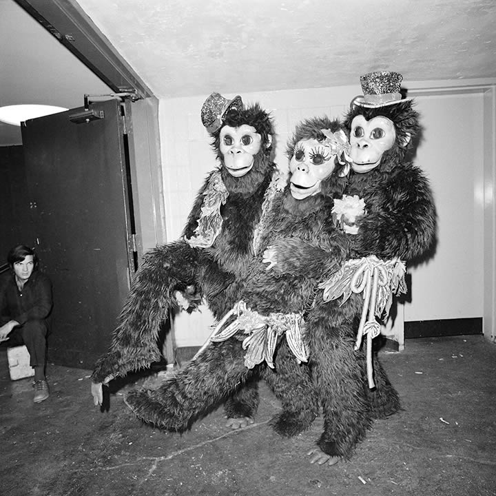 Ringling Brothers Barnum Bailey Circus, New York, NY April 1977