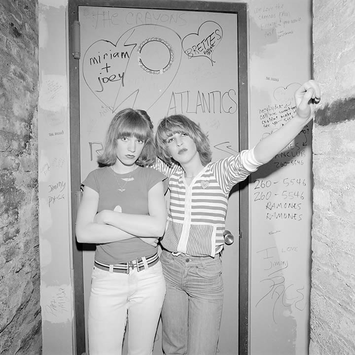 CBGB, New York, NY March 1977