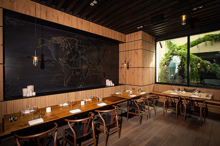 Tomorrowland Restaurant, Antwerpen