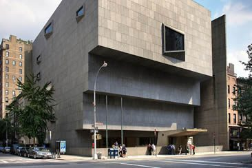 The Met Breuer, New York