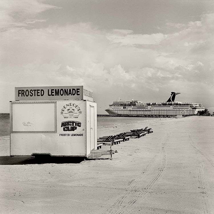 Barry Lewis, Miami Beach 1988—1995