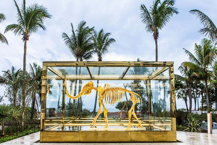 Damien Hirst, Gone but not Forgotten