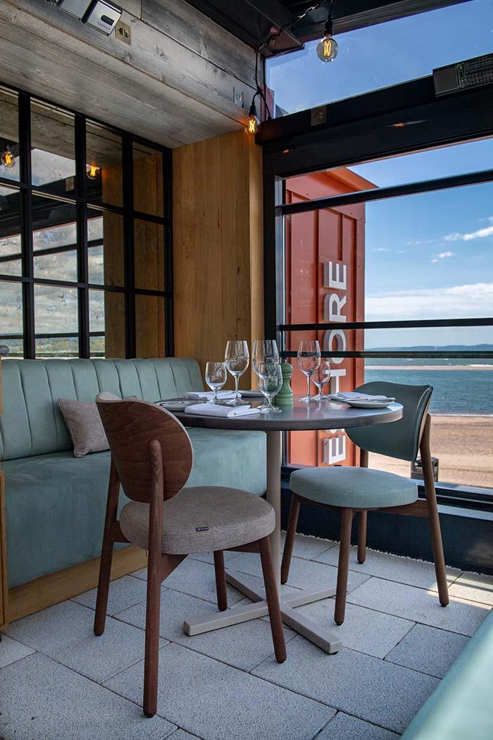 Mickeys Beach Bar and Restaurant Exmouth Michael Caines Restaurant