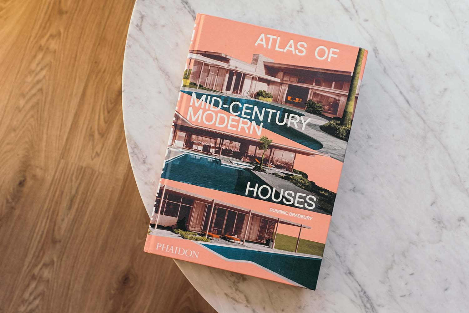 The Atlas Of Mid Century Modern Houses Charts The Movement S