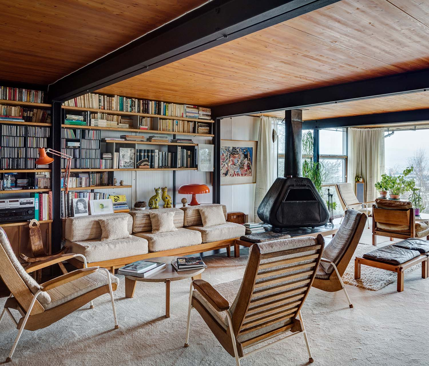 The Atlas Of Mid Century Modern Houses Charts The Movement S Icons