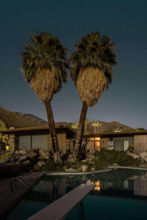 Tom Blachford, Midnight Modern: Palm Springs Under the Full Moon, powerHouse Books