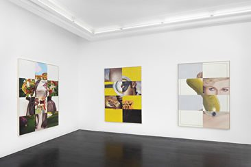 Mike Bouchet — Power Lunch at Peres Projects, Berlin