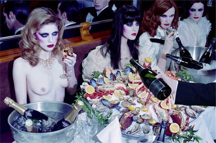 Miles Aldridge, I Only Want You to Love Me