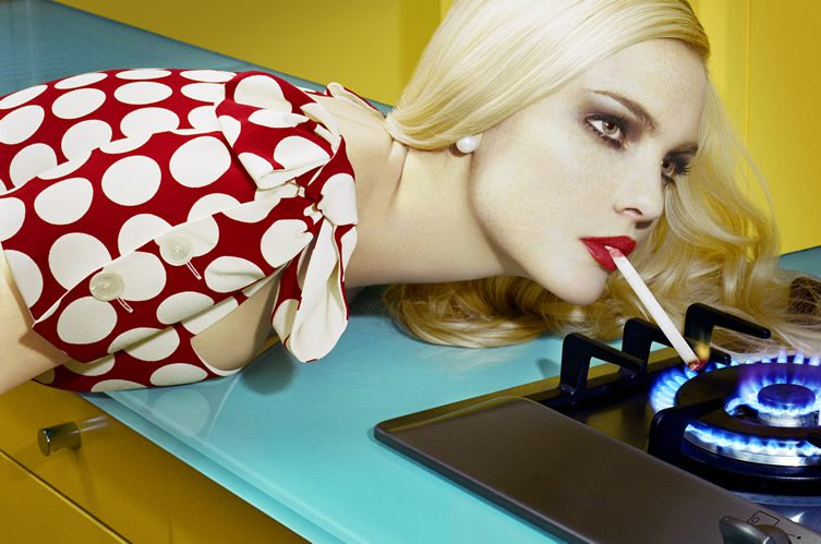 Miles Aldridge — The Age of Pleasure at Christophe Guye Galerie, Zürich