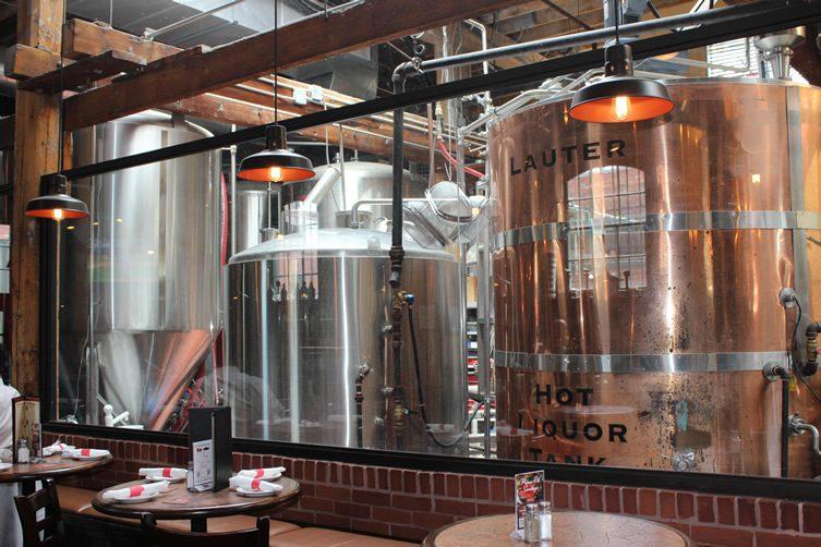Mill Street Brewery —Toronto