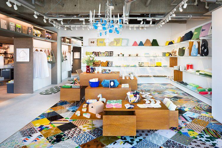 Minä Perhonen Koti Daikanyama T-Site, Tokyo