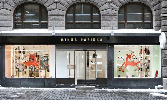Minna Parikka's Helsinki Flagship