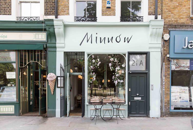 Minnow London by Jake Boyce