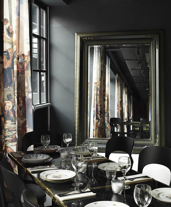 MOB HOTEL, Paris Philippe Starck Design Hotel with Cyril Aouizerate