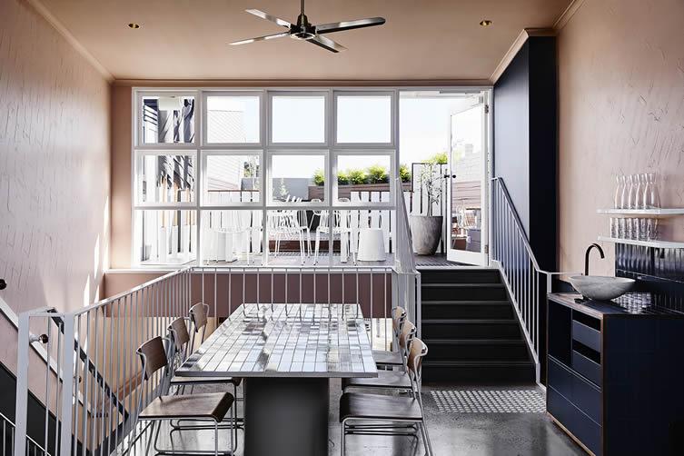 Moby 3143 Melbourne, Armadale Café Designed by Golden, Windsor